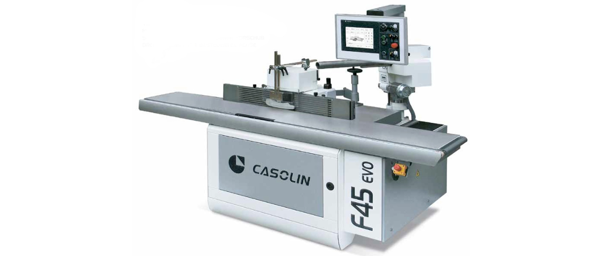 Casolin F45 Spindle Moulder