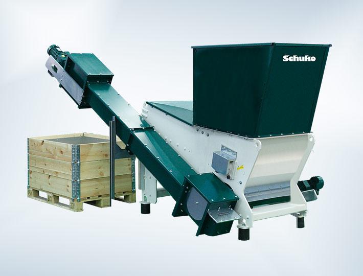 Schuko ZM Wood Shredder